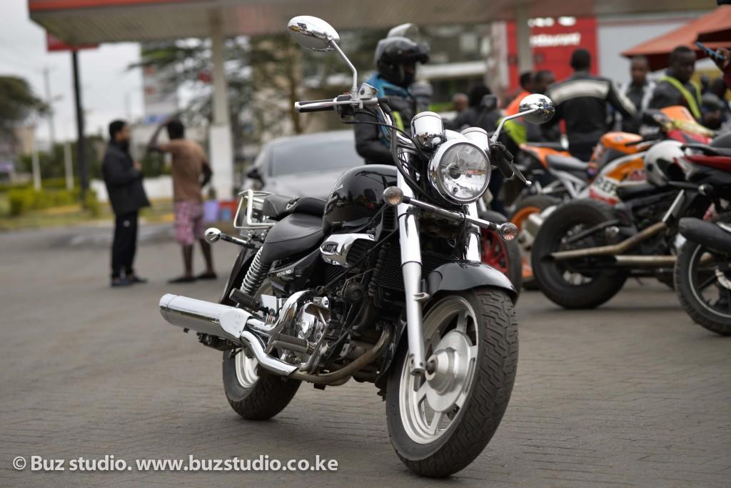 kenyan biker cruser